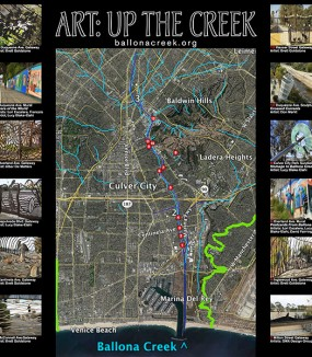Art: <span>Up the Creek</span>